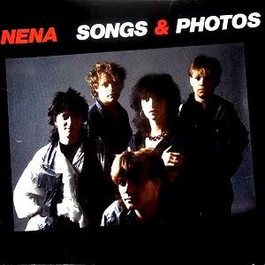 Nena - Songs & Photos