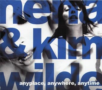 Kim Wilde - Any place Any where Any time Lyrics