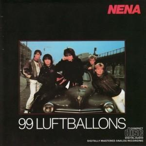 Nena - International Album / 99 Luftballons