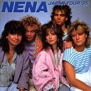 Nena - Japan Tourbook 1985