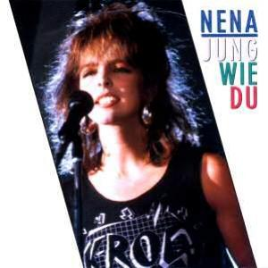 Nena - Jung wie du