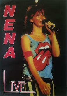 NENA-Tour 1983