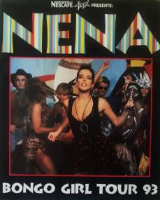 NENA-Tour 1993 / 1994