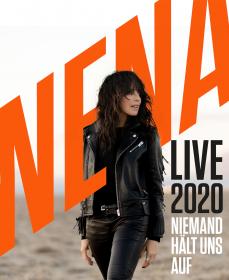 NENA LIVE 2020 - NIEMAND HÄLT UNS AUF