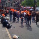 NENA ON TOUR IN AMSTERDAM, QUEEN'S DAY!
